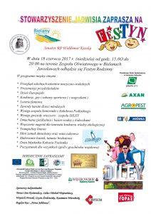 Stowarzyszenie Jadwisia - Festyn 2017