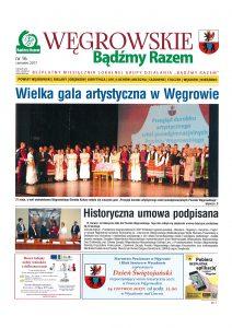 Węgrowskie Bądźmy Razem - Nr 16